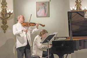 Music@Menlo highlights the great Schubert