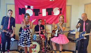 Reading, writing and rhythm: Libraries hosting kid musicfest
