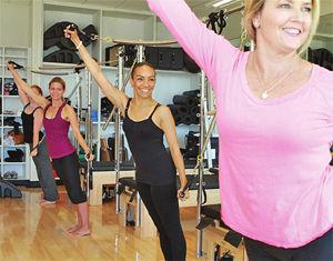 Pilates program proves popular