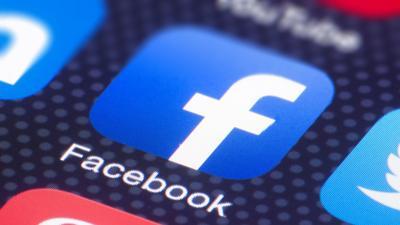 Facebook phone app logo