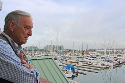Westpoint Harbor President Mark Sanders