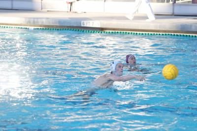Carlmont water polo: Finigan