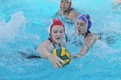 Mills girls water polo