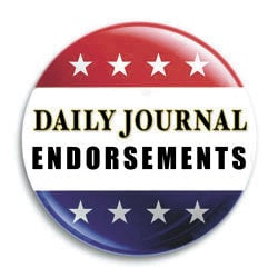 Daily Journal endorsements