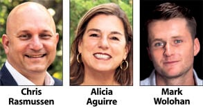District 7 race in Redwood City 2020