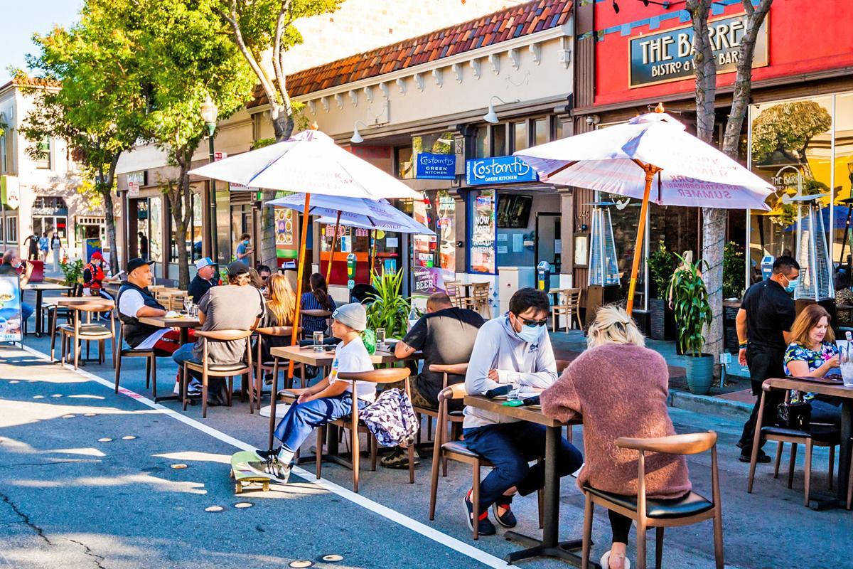San Mateo dining