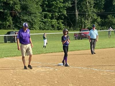 7-15 minor softball