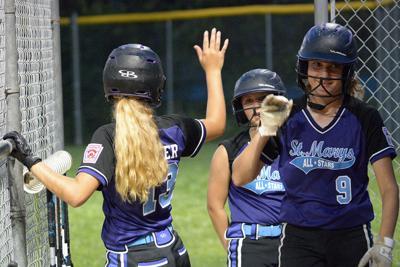 7-14 major softball