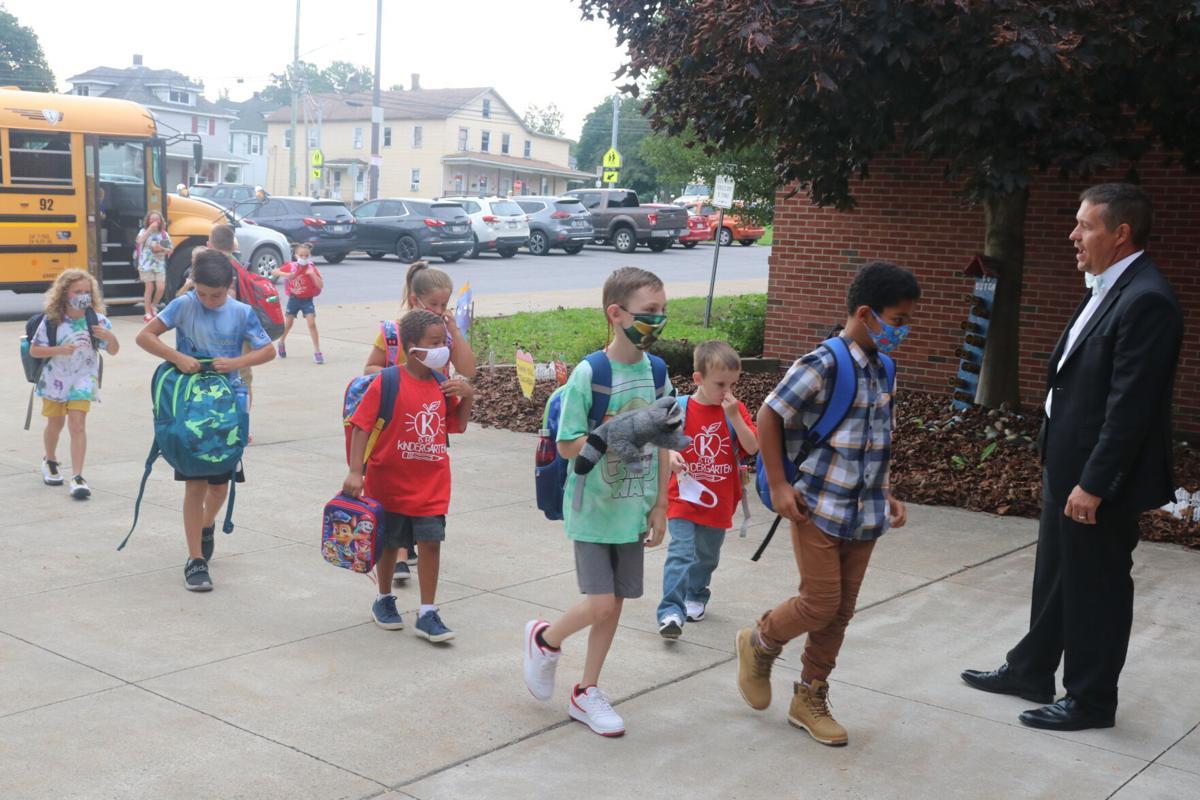 first day of school-SSMSE Ramsey