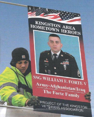 Hometown Hero banners