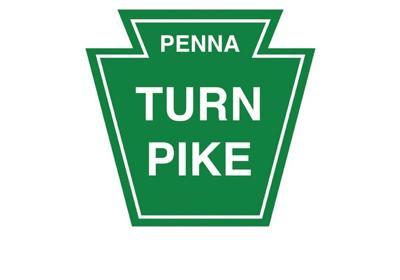 Pa Turnpike sign