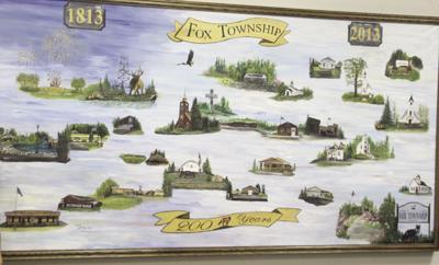 Fox Township mural