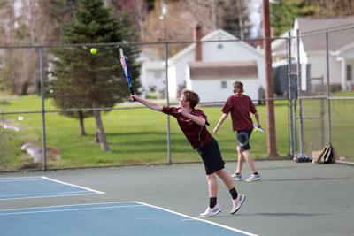 4-14 ECC boys tennis