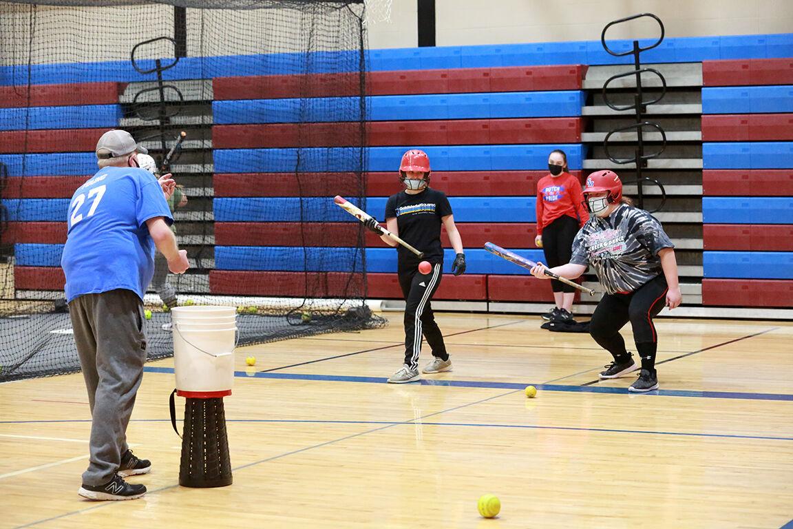 3-8 SMA softball