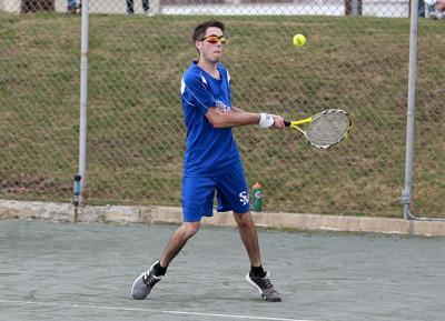 4-15 SMA tennis
