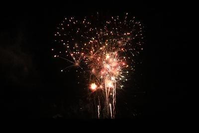 8-10 Fair Fireworks