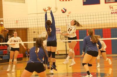 9-9 Volleyball