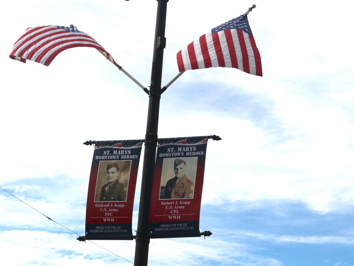 Hometown Heroes banners