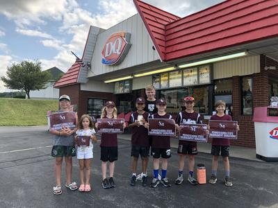 7-22 minor baseball fundraising
