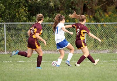 9-26 girls soccer