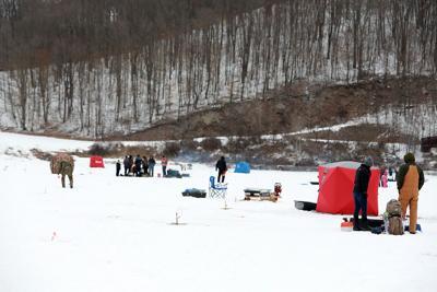 2-13 Ice Fishing