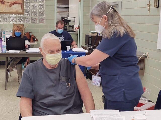 PHE vaccine clinic