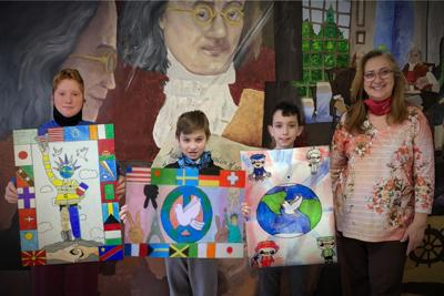 SML Lions Peace Poster contest