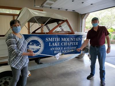 Antique and classic boat club distributes funds