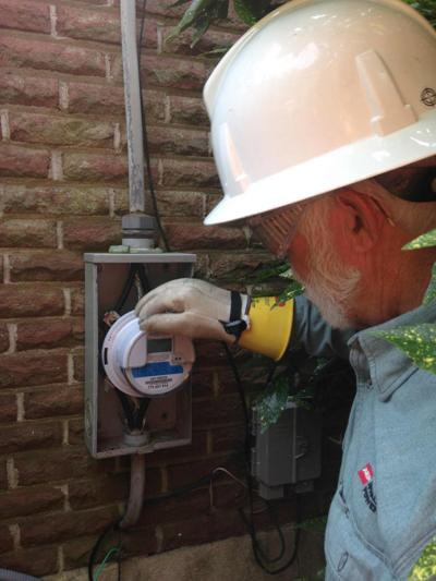 AEP Advanced Metering Infrastructure meters