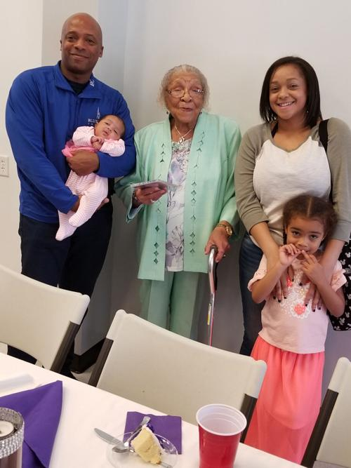 Family, friends to celebrate centenarian's birthday