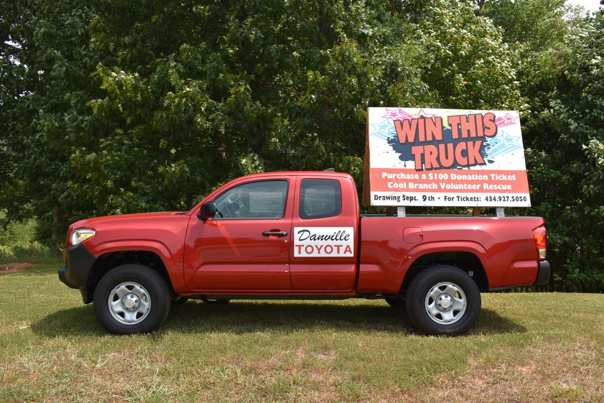 Cool Branch Volunteer Rescue Squad To Hold Truck Raffle - Cool car tags