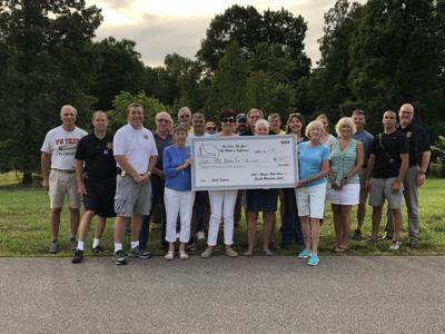 100+ Women Who Care donate to local nonprofit