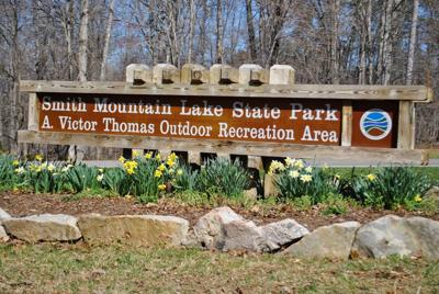 SML State Park sign