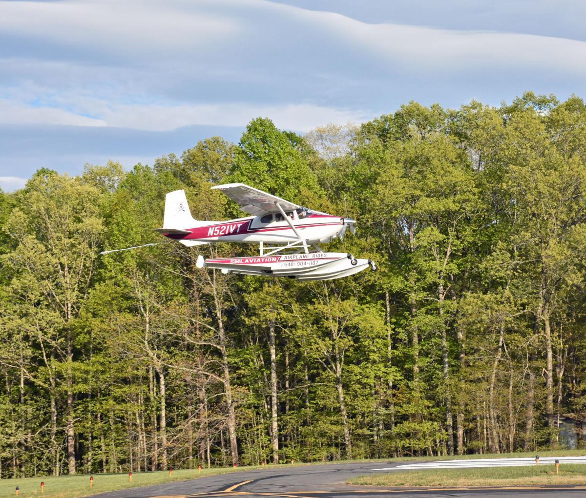 Flight in memory of Tom Duncan