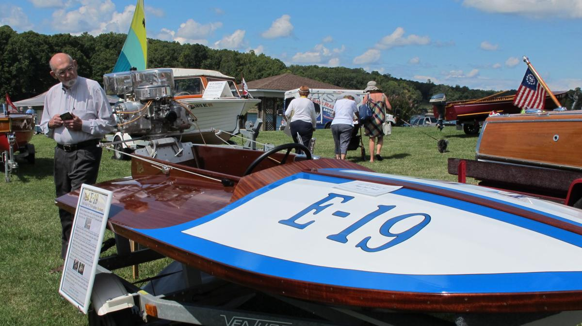 Boat show brings out some old classics   Community ...