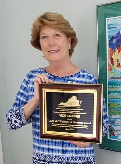Gardner presented with Lifetime Achievement Award