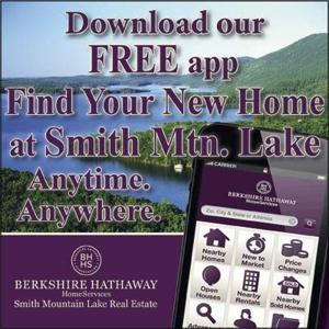 Find your new home at Smith Mountain Lake