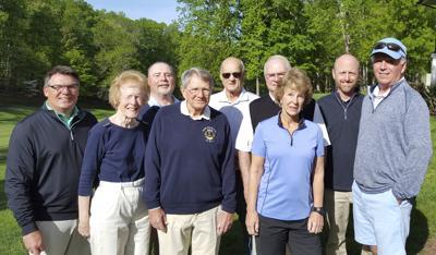 Andrew Haley Memorial/SML Lions Junior Golf Tournament volunteers