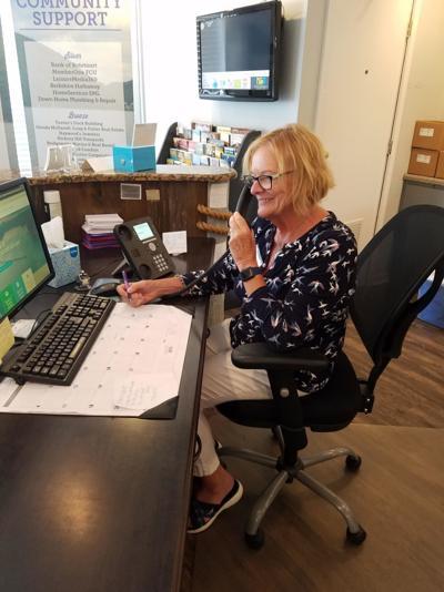 Sandra Morse, SML Regional Chamber of Commerce volunteer
