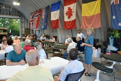 National D-Day Memorial volunteers thanked