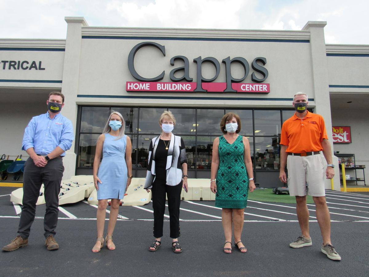 Capps and Community Charity Challenge