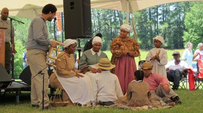 Juneteenth at Booker T. Washington National Monument