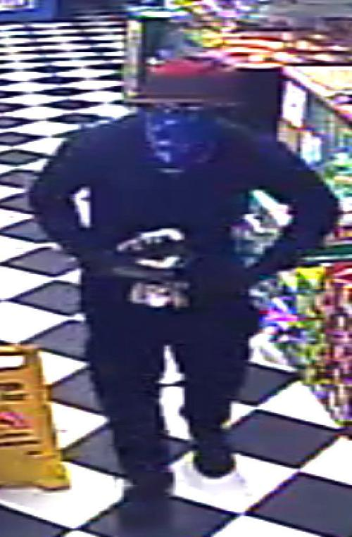 Armed robbery at Laker's Store