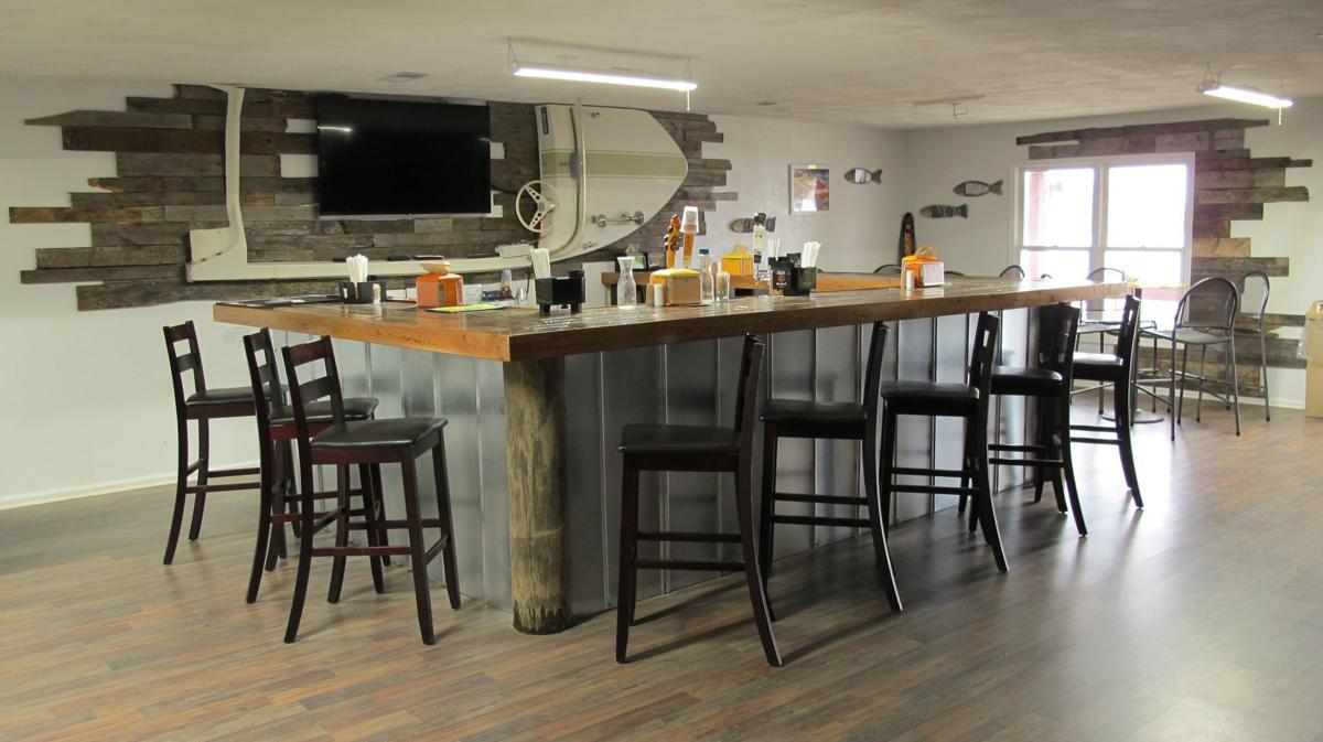 Beacon Pub bar