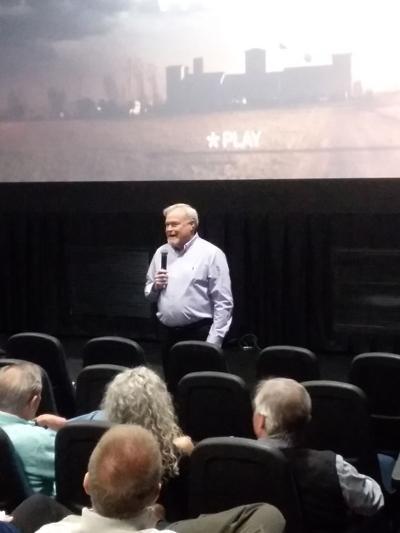 Waco miniseries premier in Westlake