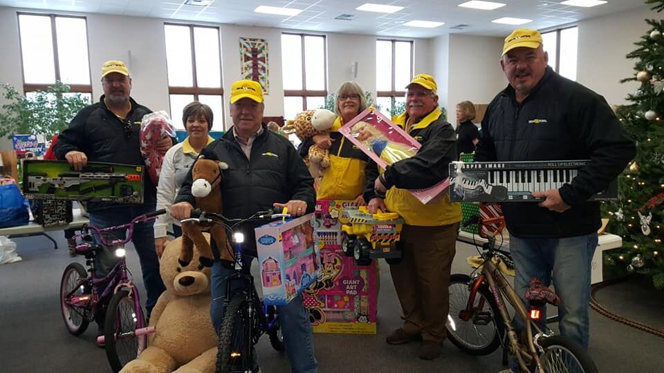 Sea Tow - SML toy drive