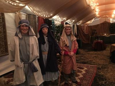 Living the Nativity