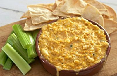 Recipe of the Day: Buffalo Chicken Dip