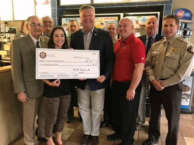 Franklin County Sheriff's Office donates to Children's