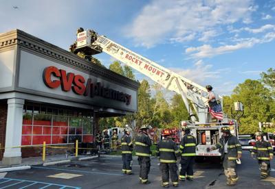 CVS Fire